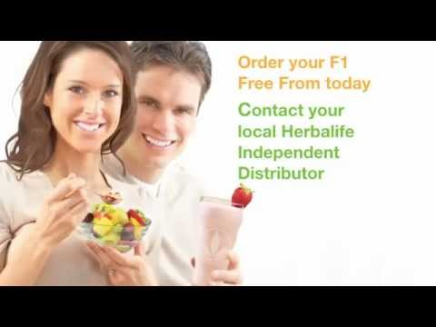 New Herbalife Formula 1 UK & Ireland