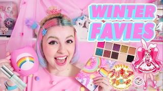 ♡ WINTER FAVIES   Magical Girls, Care Bears, Betsey Johnson + More! ♡