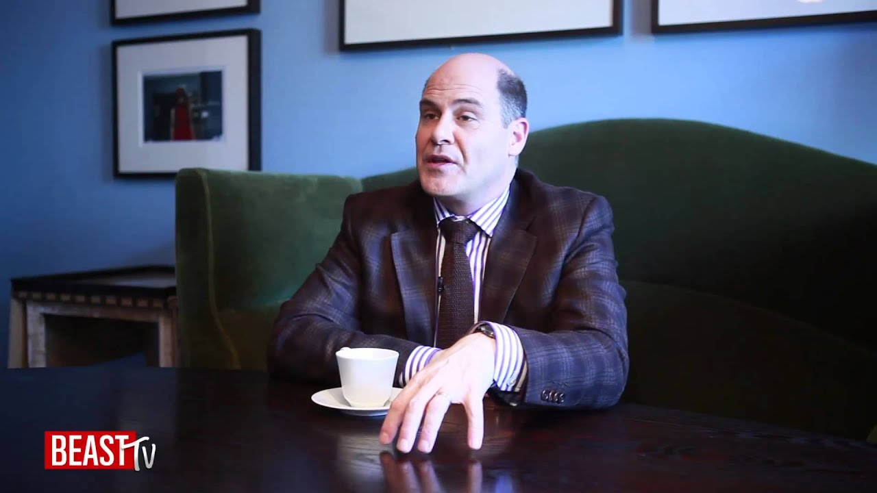 How Matt Weiner Sold 'Mad Men' - YouTube