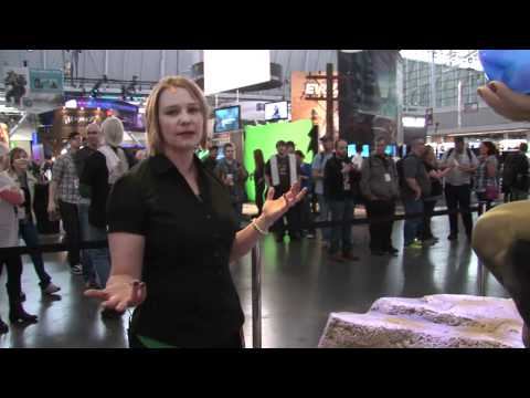 2K Games PAX East 2012 Booth Walk Through OFFICIAL! - YouTube