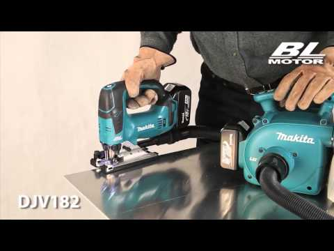 Makita DJV181Z 18v LXT Brushless Barrel Handle Jigsaw Body Only
