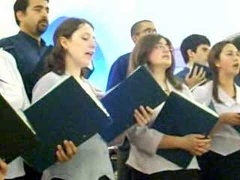 Coro Monteverdi - Villancico de las Campanas