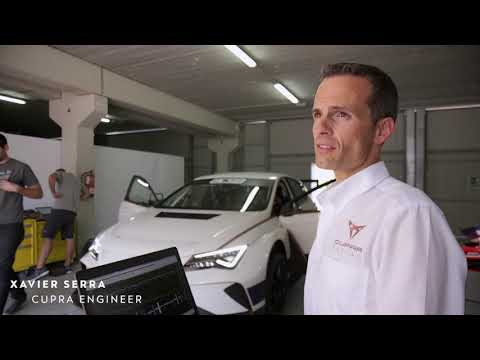 Putting Faces to the CUPRA e-Racer