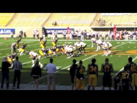 Baixar Cal Bears Football Spring Game Bear-Raid Offense