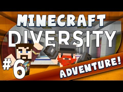 Minecraft Diversity #6 Kings Of Good And Evil (Adventure) - Smashpipe Games