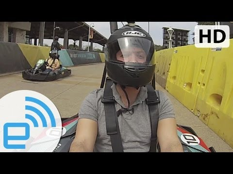 Live Mario Kart | Engadget at SXSW 2014