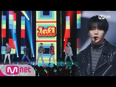 [SHINee - 1 of 1] KPOP TV Show | M COUNTDOWN 161020 EP.497