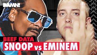 SNOOP DOGG vs EMINEM! Beef entre leyendas del Rap? 😱