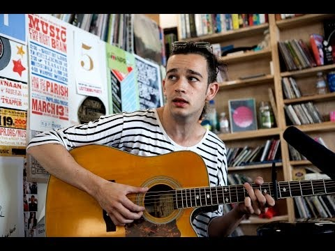 The 1975: NPR Music Tiny Desk Concert