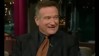 Robin Williams Letterman 9/10-2006