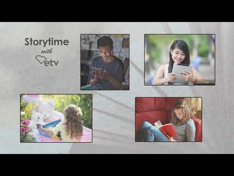 screenshot of youtube video titled Storytime with SCETV - Thank You!
