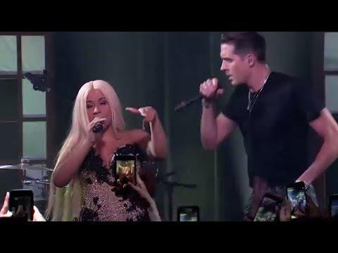 G-Eazy - No Limit ft. Cardi B (Bud Light Dive Bar Tour – New Orleans)