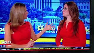 GoToWhitney on Fox29 Talking Kid Rock | Becca Kufrin | Ja Rule | Haley Reinhart | Joe Piscopo