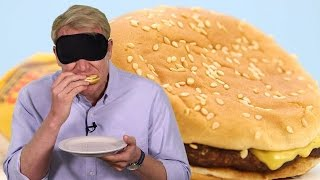 Blind Taste Test Of Fast-Food Burgers