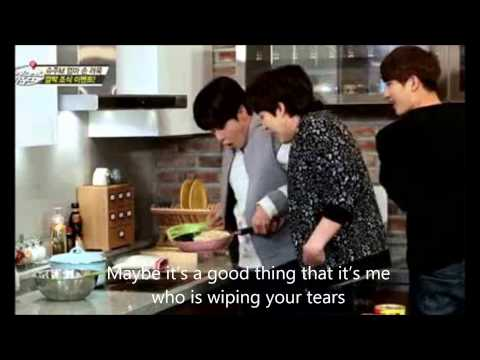 [Eng Sub] 賢旭KyuWook's Confession