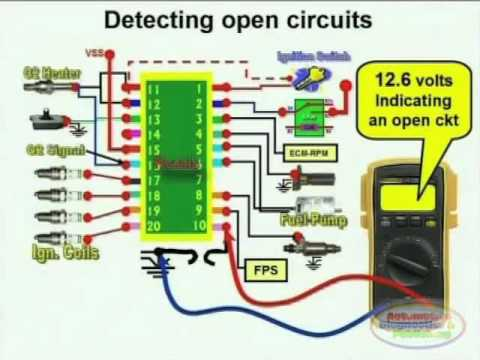 Open Circuit Detection Amp Wiring Diagram 1 Youtube