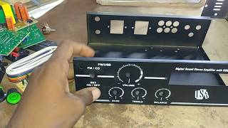2 1 amplifier using stk 4141 - TRM ELECTRONICS