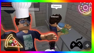 🥤🥤🔥How To Get Your Bloxburg Cooking Skills Up Fast🤩💩💩- Roblox