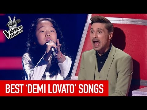 The Voice Kids   BEST DEMI LOVATO songs