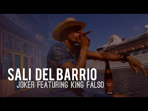 JOKER - JOKER ft. King Falso - Sali Del Barrio (Cubaton Reggaeton 2017 Official Video)