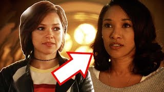 Why DIDN'T Nora Allen meet Iris West? - The Flash Season 5