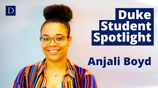 Anjali Boyd | Student Spotlight video