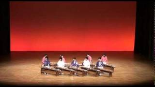 Linda Kako Caplan - Yuki no mai, Chikushikai 60th anniversary koto concert, Okinawa Convention Centre, Japan