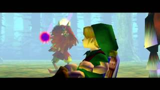 The Legend of Zelda : Majora's Mask - Intro