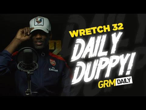 Wretch 32 - Daily Duppy S:05 EP:22 #32turns32 | GRM Daily