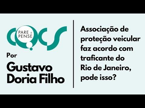 Imagem post: Associações de Proteção Veicular fazem acordo com traficante do Rio de Janeiro, pode?