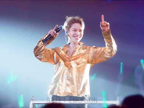 170826 Minho at Taemin's Solo Concert OFF-SICK #2min