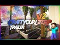 Video [TRAILER] CraftYourlifeRP V2 FR