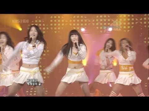070914 SNSD Into The New World (소녀시대.少女時代)