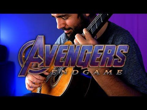 Avengers: Endgame - Main Theme Classical Guitar Cover (Beyond The Guitar)