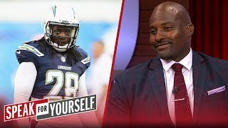 'It's a great move by Melvin Gordon' to hold out for new contract — Wiley | NFL | SPEAK FOR YOURSELF