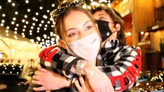 Charly Jordan REFUSES To Comment On Nessa Barrett & Jaden Hossler Romance! | Hollywire