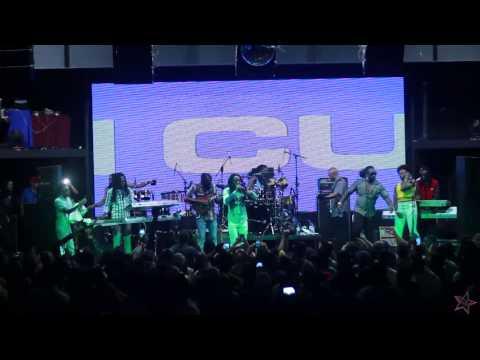 Concierto de JAH CURE en Costa Rica