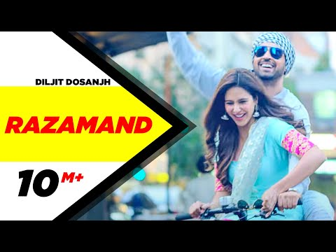 Razamand Lyrics - Diljit Dosanjh   Sardaarji 2