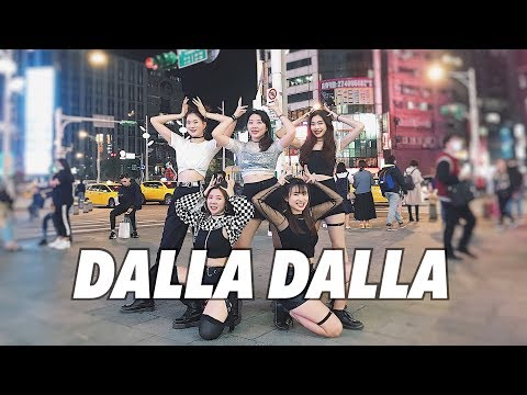 """[ITZY DANCE COVER CONTEST] ITZY """"달라달라 (DALLADALLA) """"dance cover by Queenie from Taiwan"""