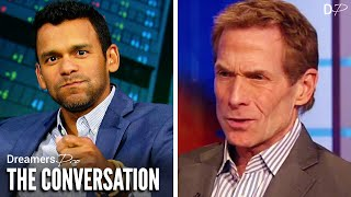Is Jason Mcintyre A Horrible Replacement for Skip Bayless and Shannon Sharpe?