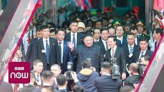 Ông Kim Jong-un nói gì khi đến Việt Nam?   Kim - Trump Summit