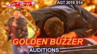"Luke Islam singer WINS GOLDEN BUZZER ""She Used To Be Mine""  