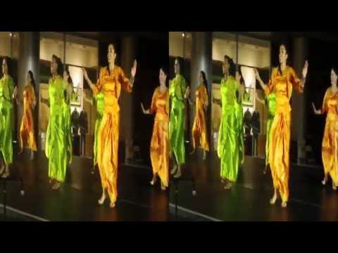 Bollywood style dance performance@ Yerba Buena Night Event (YT3D:Enabled=True)