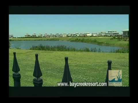 Bay Creek Resort and Club - Golf Infomercial