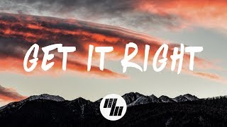 Diplo - Get It Right (Lyrics / Lyric Video) Feat. MØ