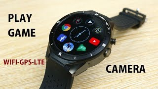 Cheap Android Smart Watch - Android 7.0 | Kingwear KW88 Pro