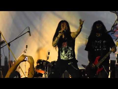 Transmetal - México Bárbaro (en vivo) - Pro Mextal