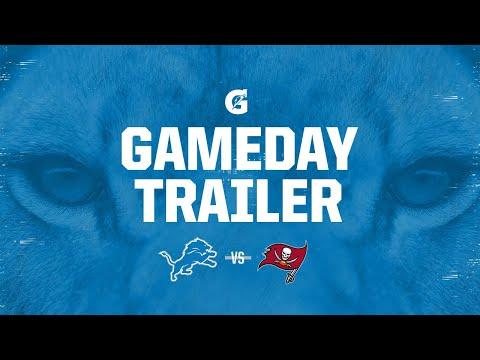 2020 Week 16 Trailer | Detroit Lions vs. Tampa Bay Buccaneers