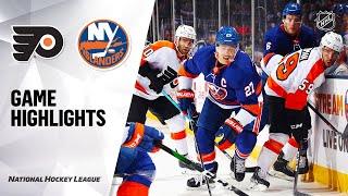 Jobst's OT winner leads Islanders past Flyers, 3-2