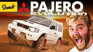 Mitsubishi Pajero Evolution: Everything You Need To Know | Up to Speed
